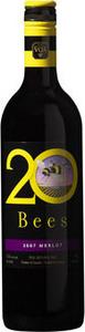 20 Bees Merlot 2012, Ontario VQA Bottle