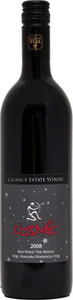 Calamus Cosmic Red 2008, Niagara Peninsula Bottle