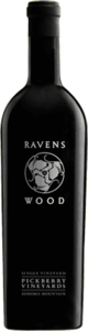 Ravenswood Pickberry Vineyards 2010, Sonoma Mountain Bottle