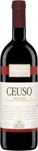 Ceuso 2008, Igt Sicilia Bottle