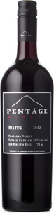 Pentâge Winery Hiatus 2012 Bottle