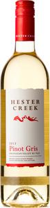 Hester Creek Pinot Gris 2013, BC VQA Okanagan Valley Bottle