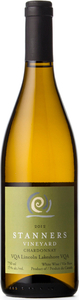 Stanners Vineyard Chardonnay 2012, VQA Prince Edward County Bottle