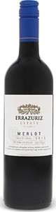 Errazuriz Estate Series Merlot 2012, Curico Valley Bottle