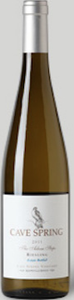 Cave Spring Riesling Adam Step's 2011, Beamsville Bench, Niagara Peninsula Bottle
