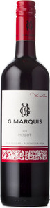 G. Marquis The Red Line Merlot 2012, Niagara Bottle