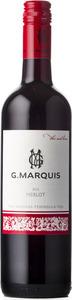 G. Marquis The Red Line Merlot 2012, Niagara Bottle