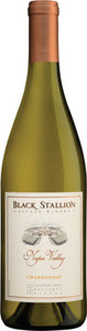 Black Stallion Estate Chardonnay 2011, Napa Valley Bottle