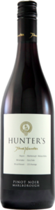 Hunter's Pinot Noir 2012, Wairau Valley, Marlborough, South Island Bottle