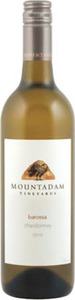 Mountadam Barossa Chardonnay 2012, Unoaked, Barossa, South Australia Bottle