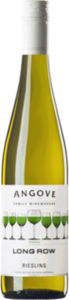 Angove Family Winemakers Long Row Riesling 2014 Bottle