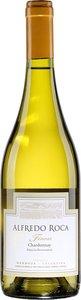 Alfredo Roca Chardonnay 2011 Bottle