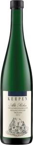 Kerpen Wehlener Sonnenuhr Riesling Spätlese Trocken 2012 Bottle