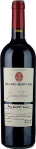 Gérard Bertrand Grand Terroir Pic Saint Loup 2011, Ap Coteaux Du Languedoc Bottle