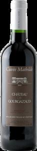 Château De Gourgazaud Cuvée Mathilde Minervois 2011, Ac Bottle