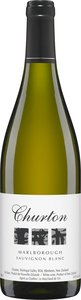 Churton Sauvignon Blanc 2012, Marlborough, South Island Bottle