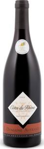 Domaine Autrand Côtes Du Rhône 2012, Ap Bottle