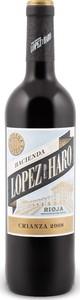 López De Haro Crianza 2008, Doca Rioja Bottle