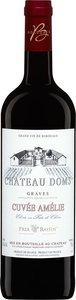 Château Doms Cuvée Amélie 2010 Bottle
