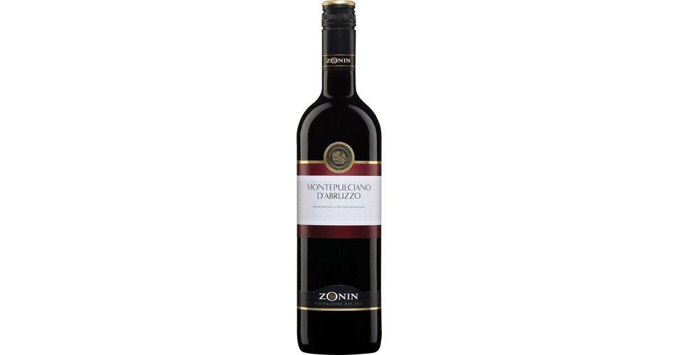 zonin montepulciano dabruzzo wine - photo#18