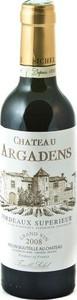 Château Argadens 2009, Ac Bordeaux Supérieur Bottle