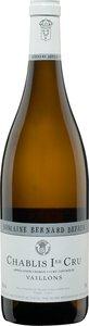 Domaine Bernard Defaix Chablis Premier Cru Vaillons 2012 Bottle