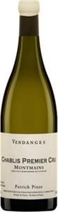 Patrick Piuze Chablis Premier Cru Montmains 2011 Bottle