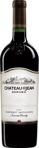 Chateau St. Jean Sonoma Cabernet Sauvignon 2010 Bottle
