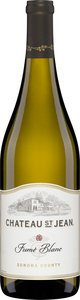 Chateau St. Jean Fume Blanc 2012, Sonoma County Bottle