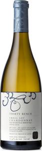 Thirty Bench Small Lot Chardonnay 2012, VQA Beamsville Bench Bottle