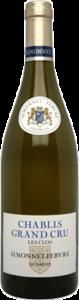 Simonnet Febvre Chablis Grand Cru Les Clos 2009 Bottle
