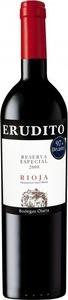 Erudito Reserva Especial 2008, Doca Rioja Bottle