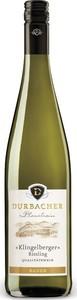 Durbacher Klingelberger Riesling Trocken 2012, Qualitätswein Bottle