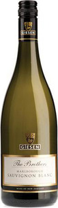 Giesen The Brothers Sauvignon Blanc 2013, Marlborough, South Island Bottle