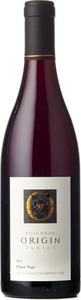 Rosewood Origin Pinot Noir 2012, VQA Niagara Escarpment Bottle