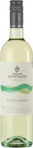 Montalto Pinot Grigio 2013, Sicily Bottle