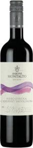 Barone Montalto Nero D'avola Cabernet Sauvignon 2013 Bottle