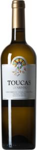 Toucas Alvarinho 2012, Doc Vinho Verde Bottle
