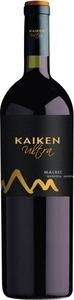 Kaiken Ultra Malbec 2012, Mendoza Bottle