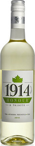 1914 Honour White 2013, VQA Niagara Peninsula Bottle
