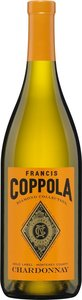 Francis Coppola Diamond Collection Gold Label Chardonnay 2013, Monterey County Bottle
