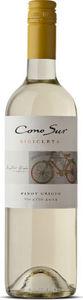 Cono Sur Bicicleta Pinot Grigio 2012 Bottle