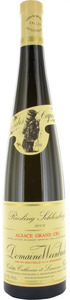 Domaine Weinbach Schlossberg Grand Cru Riesling 2013 Bottle