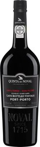 Quinta Do Noval Unfiltred Late Bottled Vintage 2007 Bottle