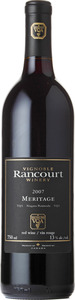 Rancourt Meritage 2009, VQA Niagara Peninsula Bottle
