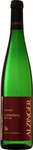 Alzinger Loibenberg Riesling Smaragd 2013 Bottle