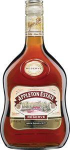 Appleton Estate Reserve, Jamaica Bottle