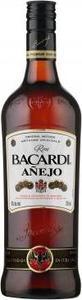 Bacardi Añejo, Puerto Rico Bottle
