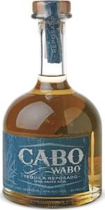 Cabo Wabo Reposado Tequila Bottle
