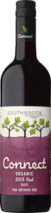 Southbrook Connect Organic Red 2013 Bottle